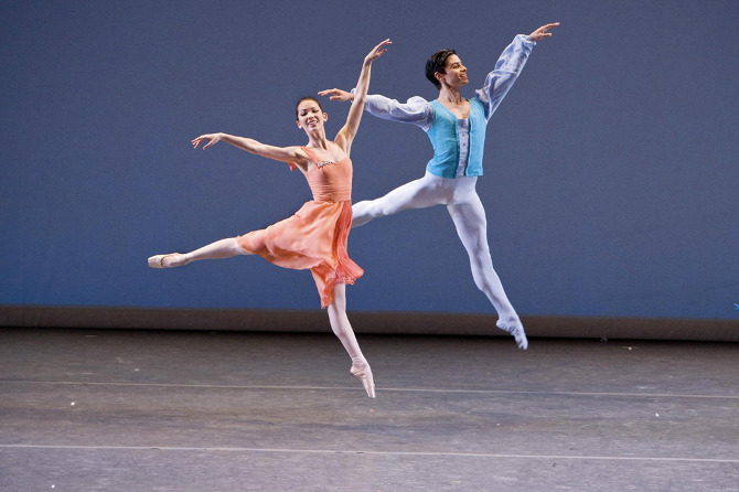 Custom And Practice >> The Los Angeles Ballet - Kelly Marie Hickman