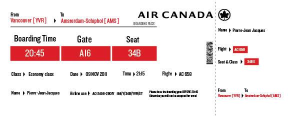 westjet how to print boarding pass