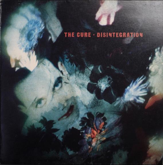 The Cure Disintegration Andy Vella Design